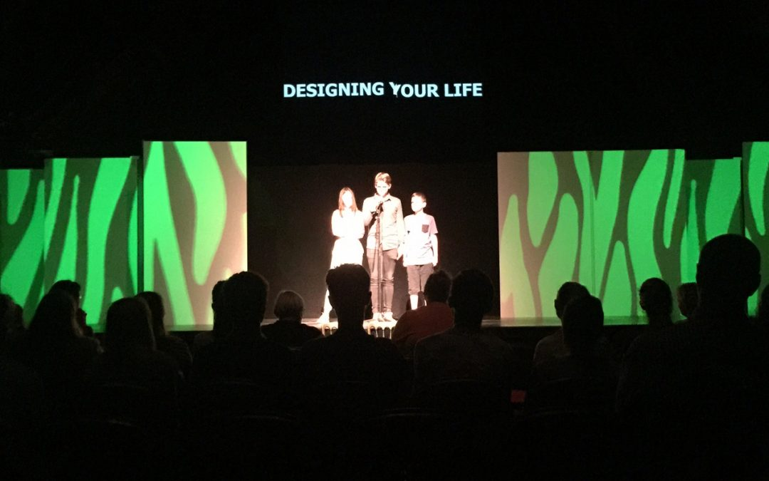 2016 . Designing your life