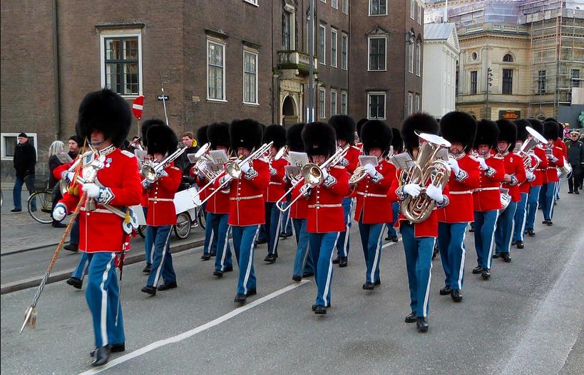 Den Kongelige Livgardes Musikkorps